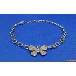 Stylový náramek pro ženy Urban Motýl