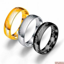 Prsten moci - Lord of the Rings / Pán prstenů (více barev)