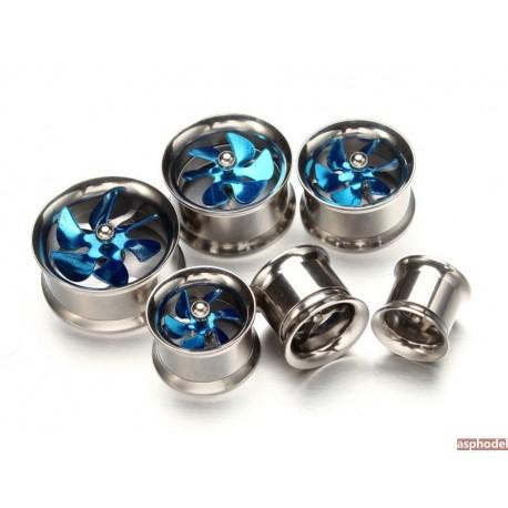 Tunel do ucha s pohyblivým ventilátorem 8-24 mm (modrý)