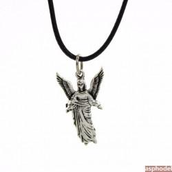Krásný náhrdelník ve tvaru andílka