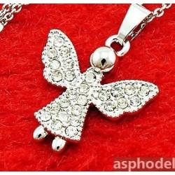 Krásný dámský náhrdelník Andílek strážný